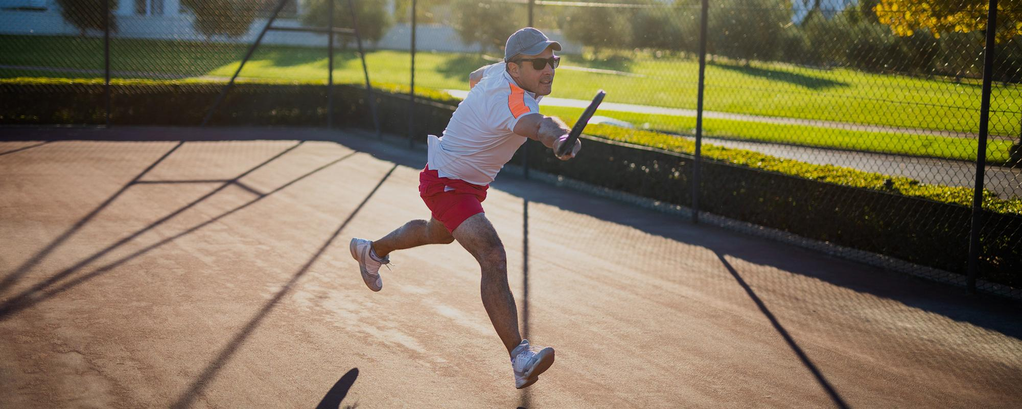 Tennis at VDV Health Club